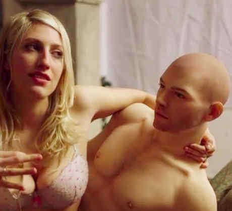 Este es Gabriel, el primer muñeco sexual para mujeres (VIDEO)
