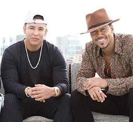 Nicky Jam, Daddy Yankee y Romeo Santos