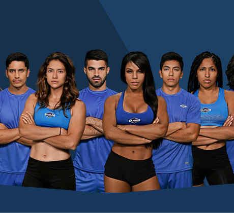 Team Contendientes Exatlón Estados Unidos