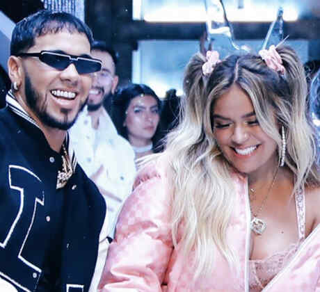 9 Reasons Why Karol G and Anuel AA are Relationship Goals