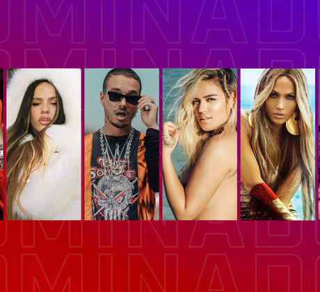 Latin AMAs 2019- Nominees
