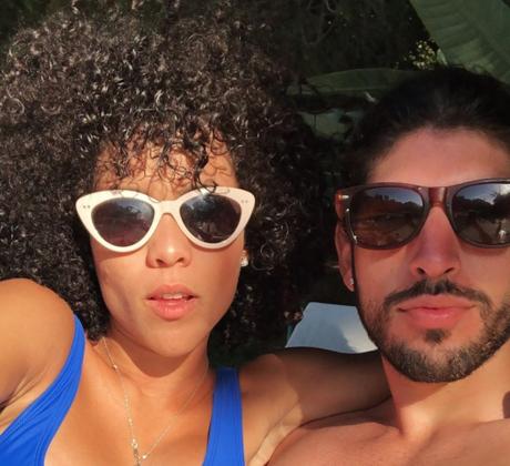 Dayleen Santana y Jacobo García confirman noviazgo