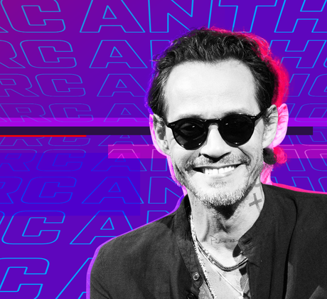 Marc Anthony recibe el International Artist Award of Excellence en los Latin AMAs 2019