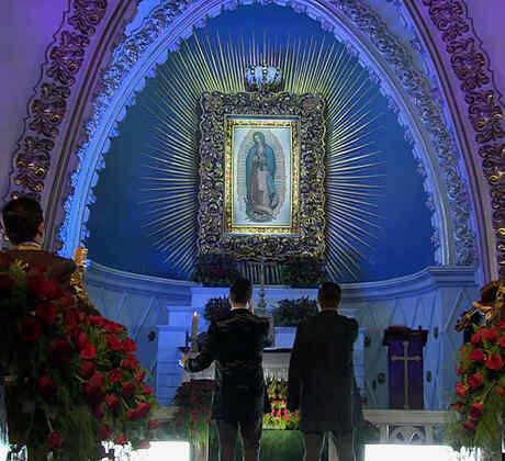 Mañanitas Virgen de Guadalupe