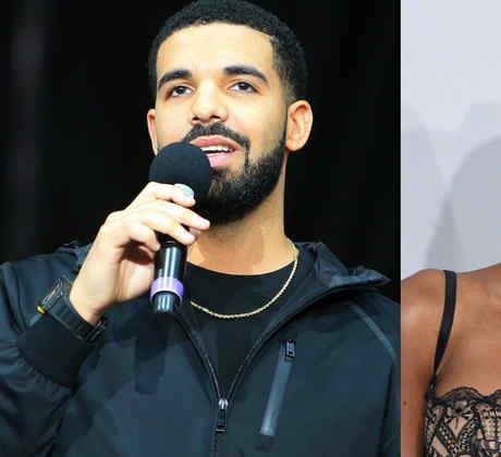 Ariana Grande y Drake