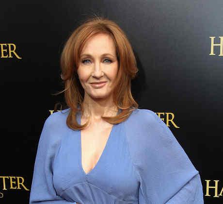 J K Rowling Harry Potter