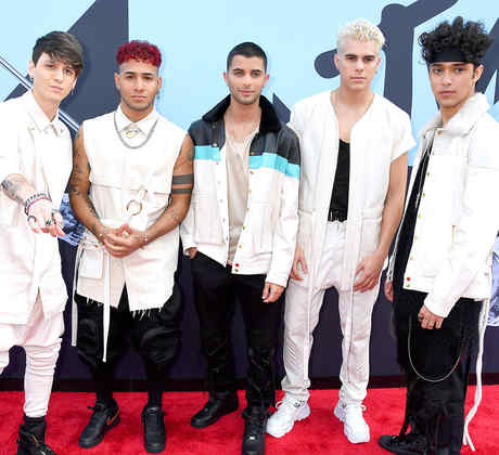"""CNCO Releases """"Beso"""" Ahead of Their VMAs Performance This Sunday"""