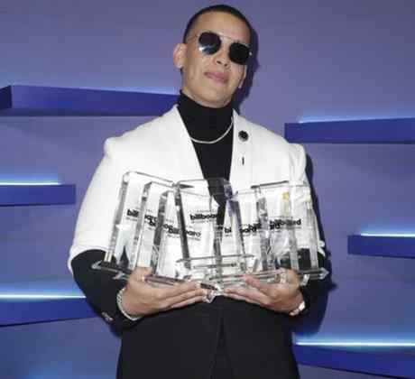 Daddy Yankee Billboard Latin Music Awards 2020