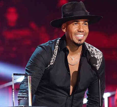 Romeo Santos en los Premios Billboard 2020