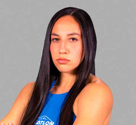 Claudia Ramos Exatlón