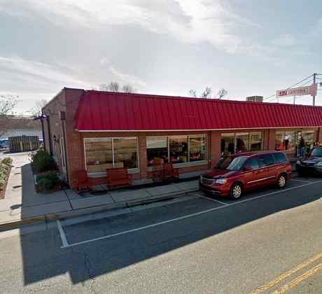 La cafetería J&J en Conway, Carolina del Sur