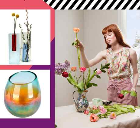Floreros, jarrones y bases modernas para decorar tu hogar   Telemundo