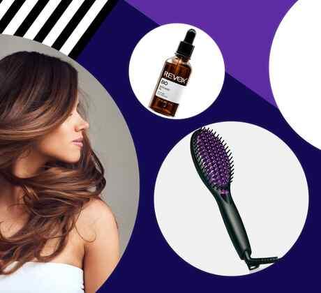 Desarrolla con nosotros tu rutina de cabello saludable   Telemundo