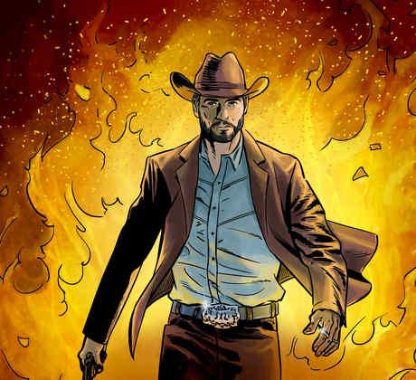 El Señor de los Cielos 2, El regreso de la muerte, Comics