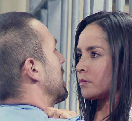 Rafael Amaya, Carmen Villalobos, juntos, El Señor de los Cielos 3
