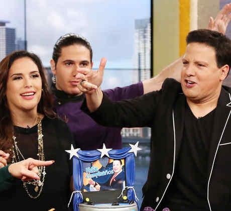 Raúl González celebró su cumpleaños en Un Nuevo Día 6
