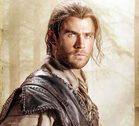"Chris Hemsworth hace el personaje de ""The Huntsman"" en ""The Huntsman Winter's War"""