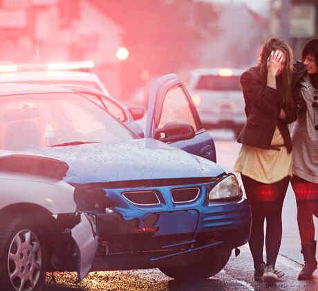 Personas a las que un segundo de suerte les salvó la vida