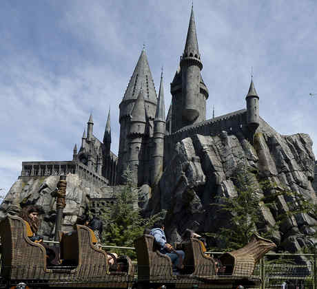 parque harry potter