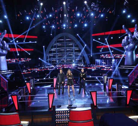 Daddy Yankee Natalia Jiménez Pedro Fernández ronda de batallas La Voz Kids 2016