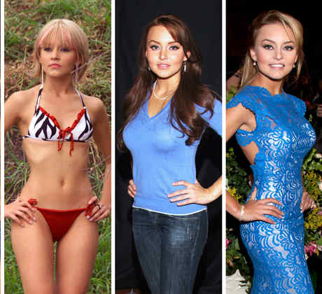 Angelique Boyer Collage