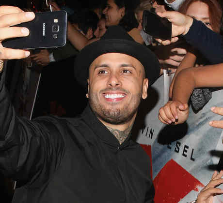 Nicky Jam xXx: Return of Xander Cage - Mexico Premiere