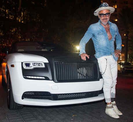 Haute Living Celebrates J Balvin At Matador Room At The Miami Beach Edition With Buchanan's Whisky
