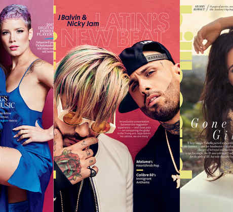 Charlie XCX, Halsey, J Balvin, Nicky Jam, Camila Cabello