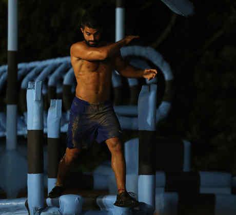 Las mejores fotos de Chuy Almada en Exatlón