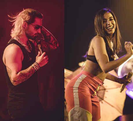 Ensayos Latin American Music Awards 2018