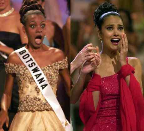 Miss Botswana, Miss India, Miss USA, Miss Universo 2019