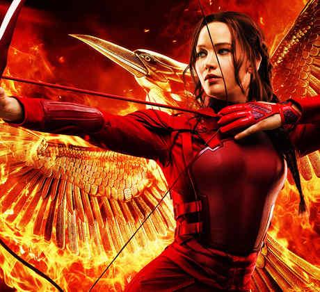 """Jennifer Lawrence en """"The Hunger Games Mockingjay Part 2"""""""
