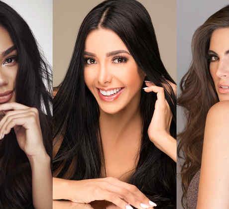 Miss Universo 2019- Chile,Bolivia, México