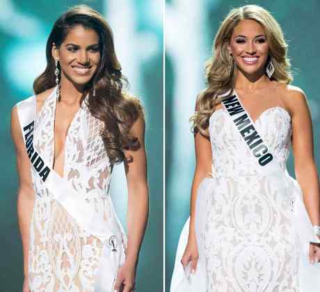 Miss Florida, Miss New Mexico, Miss Texas compiten por Miss USA 2017