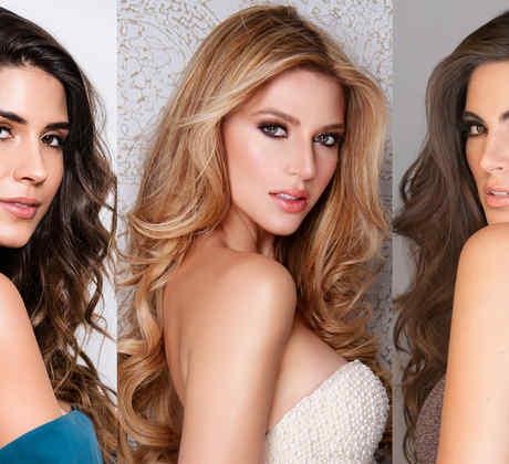 Miss Universo 2019- Colombia, Puerto Rico, México