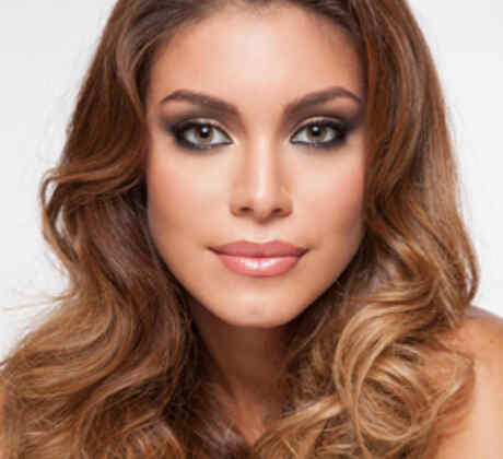 Miss Sally Jara is Miss Paraguay in Miss Universe