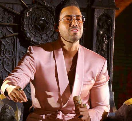 Romeo Santos en los Latin AMAs 2019