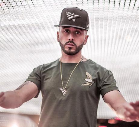 Yandel foto de Instagram
