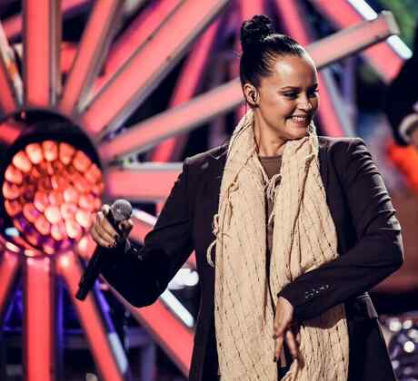 Shaila Durcal, ensayo Latin American Music Awards 2016