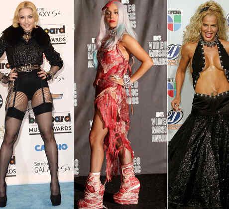 Madonna, Lady Gaga y Niurka Marcos