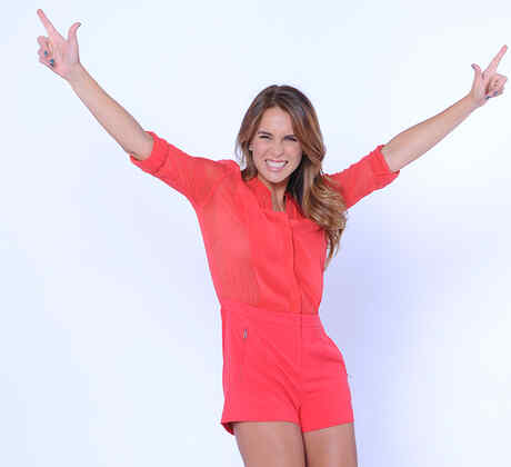 Erika de la Vega en foto oficial de Yo Soy El Artista