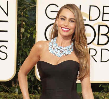 Sofía Vergara en los Golden Globes 2014: Vota por tu look favorito