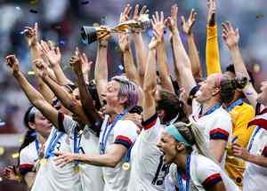 Selección de Fútbol Femenino de USA