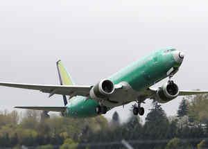 Boeing 737 MAX fallas