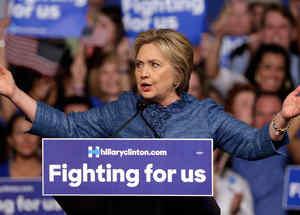 Donald Trump y Hilary Clinton arrasaron en las urnas