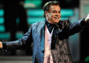 Juan Gabriel en los Latin Grammy 2009