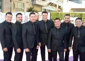 Banda Sinaloense MS en Latin American Music Awards 2016