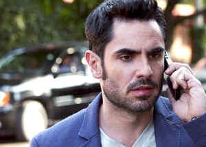 Lincoln Palomeque, Manuel Caicedo, hablanco por celular, Señora Acero 2