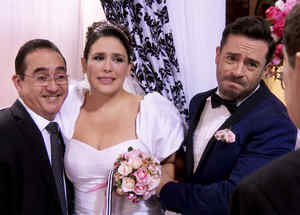Angélica Vale, Juan Pablo Espinosa, juntos, La Fan