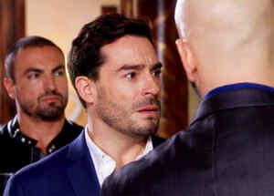 Juan Pablo Espinosa, Lucas Duarte, nervioso, La Fan